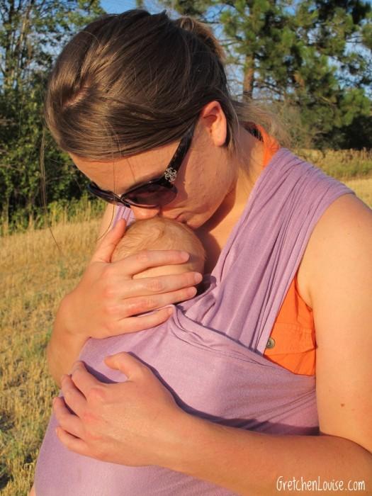 babywearig-kiss (1)
