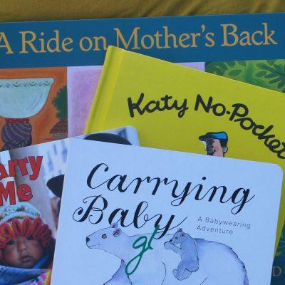babywearing-books