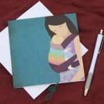 babywearing & letter writing