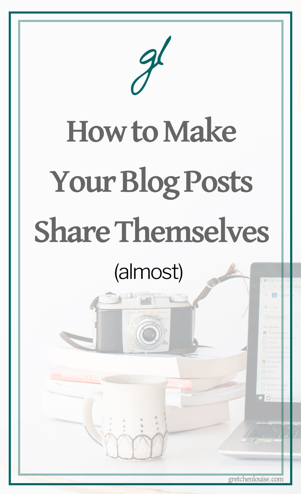 You don't have to be a social media ninja to be a successful blogger. In fact, your blog posts can go viral without you ever having to share them on Facebook or Twitter. Here are ten ways to make your blog posts so easy to share that they almost share themselves. via @GretLouise