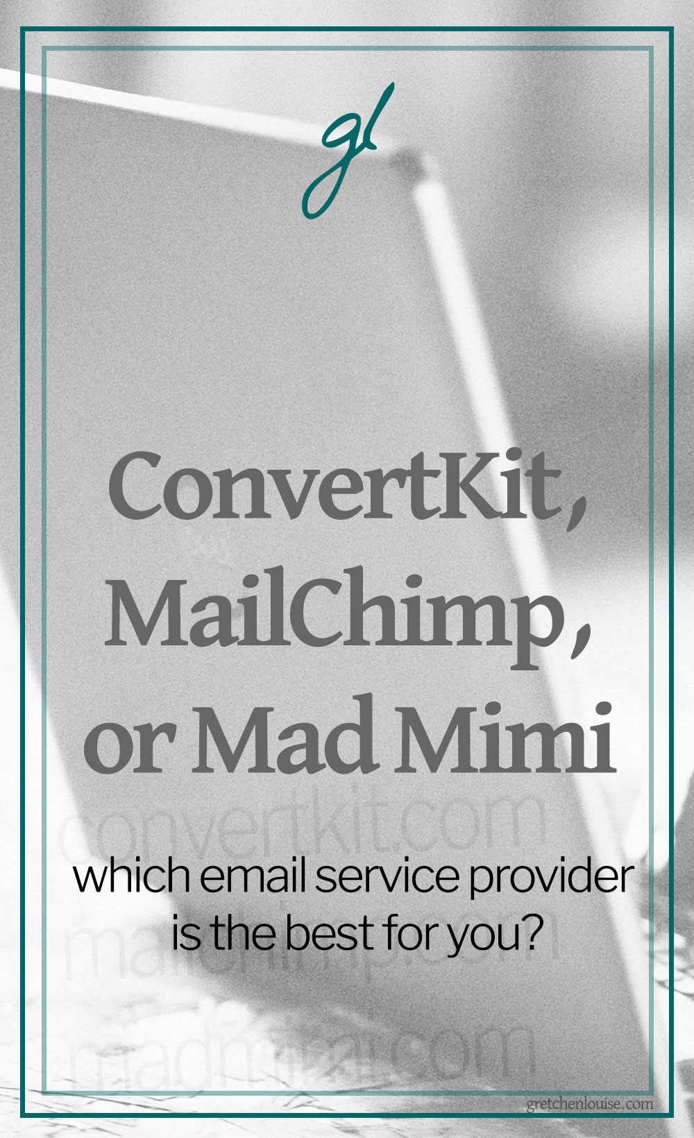 Choosing an email service provider can be daunting--whether you can't stand your current service and are anxious to move elsewhere or you're just beginning to build an email list and don't know where to start. Regardless, you'd like to choose the perfect solution from which you'll never have to move. via @GretLouise