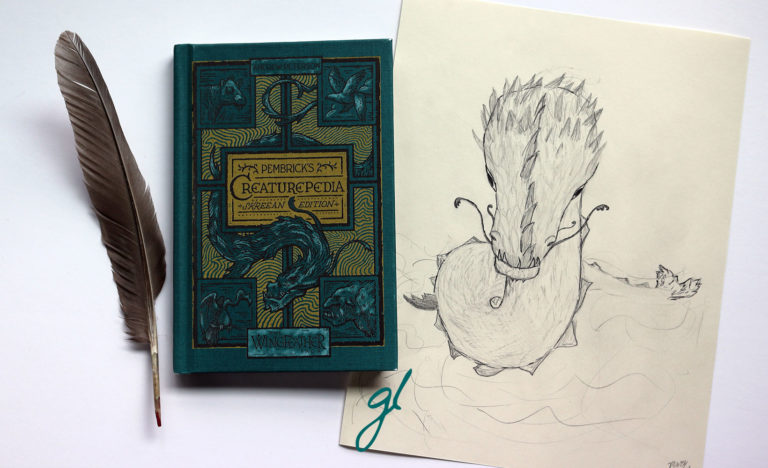 Pembrick'sCreaturepedia: a classification