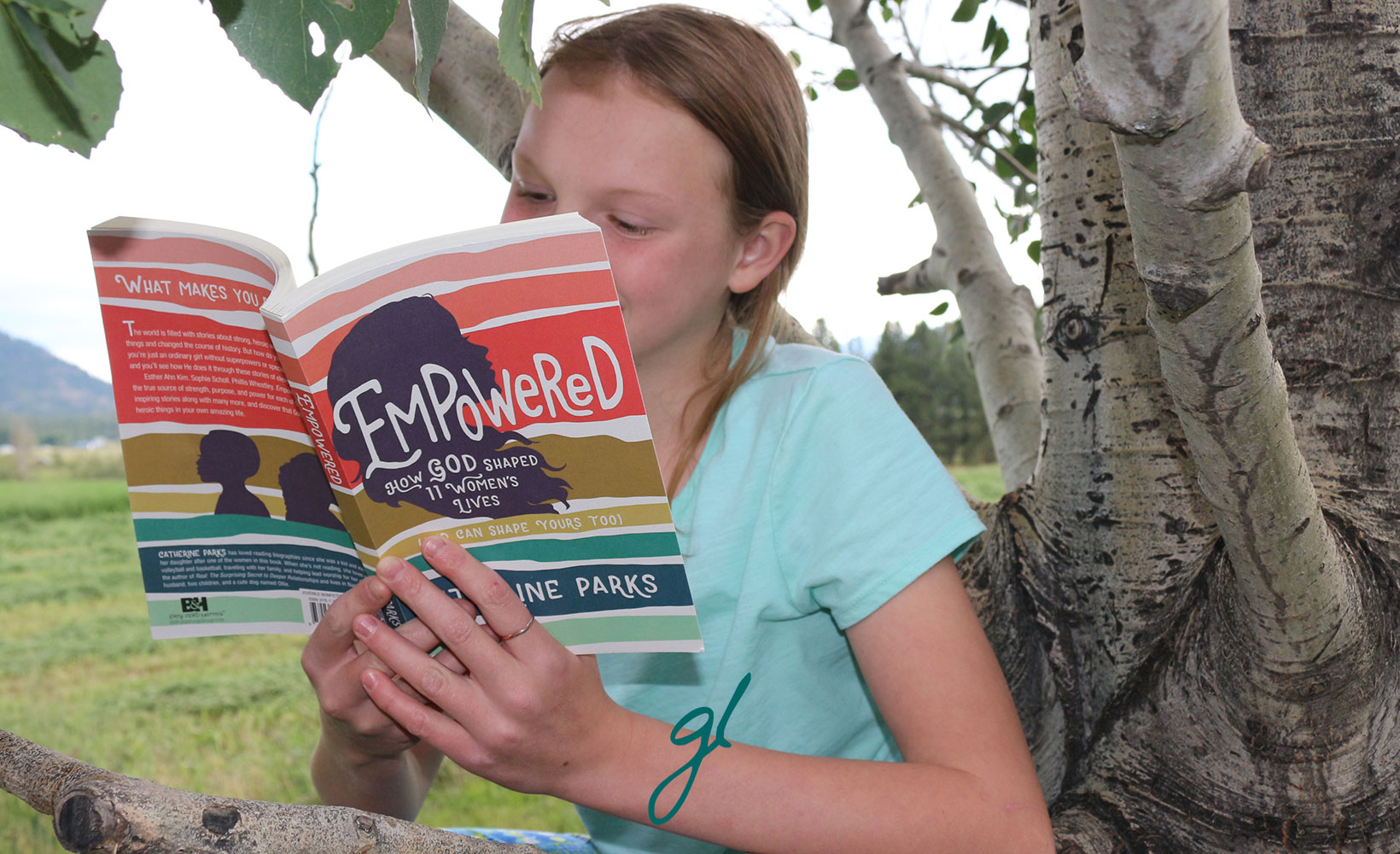 What makes you strong and powerful? (a book review from my daughter)