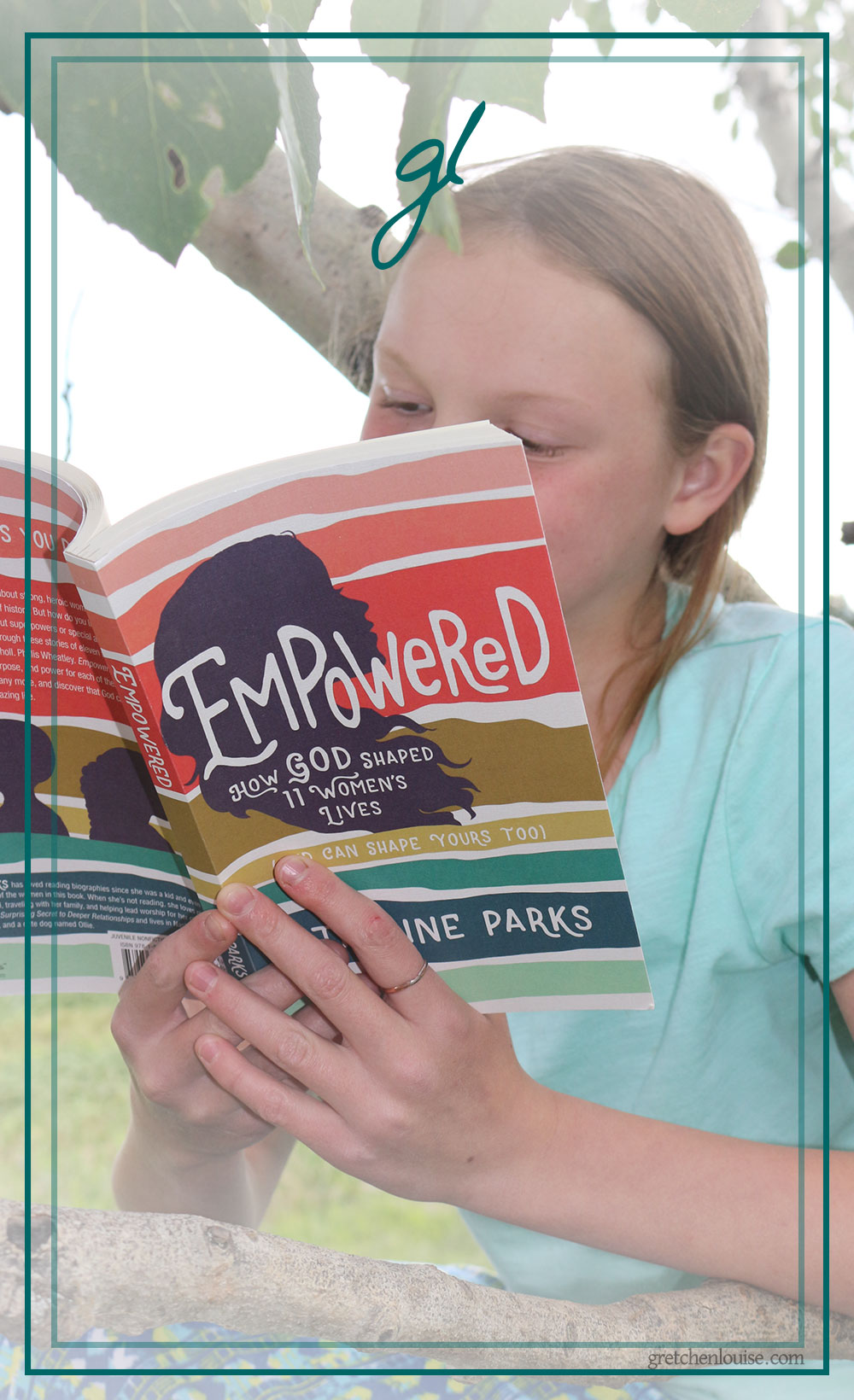 What makes you strong and powerful? (a book review from my daughter) via @GretLouise