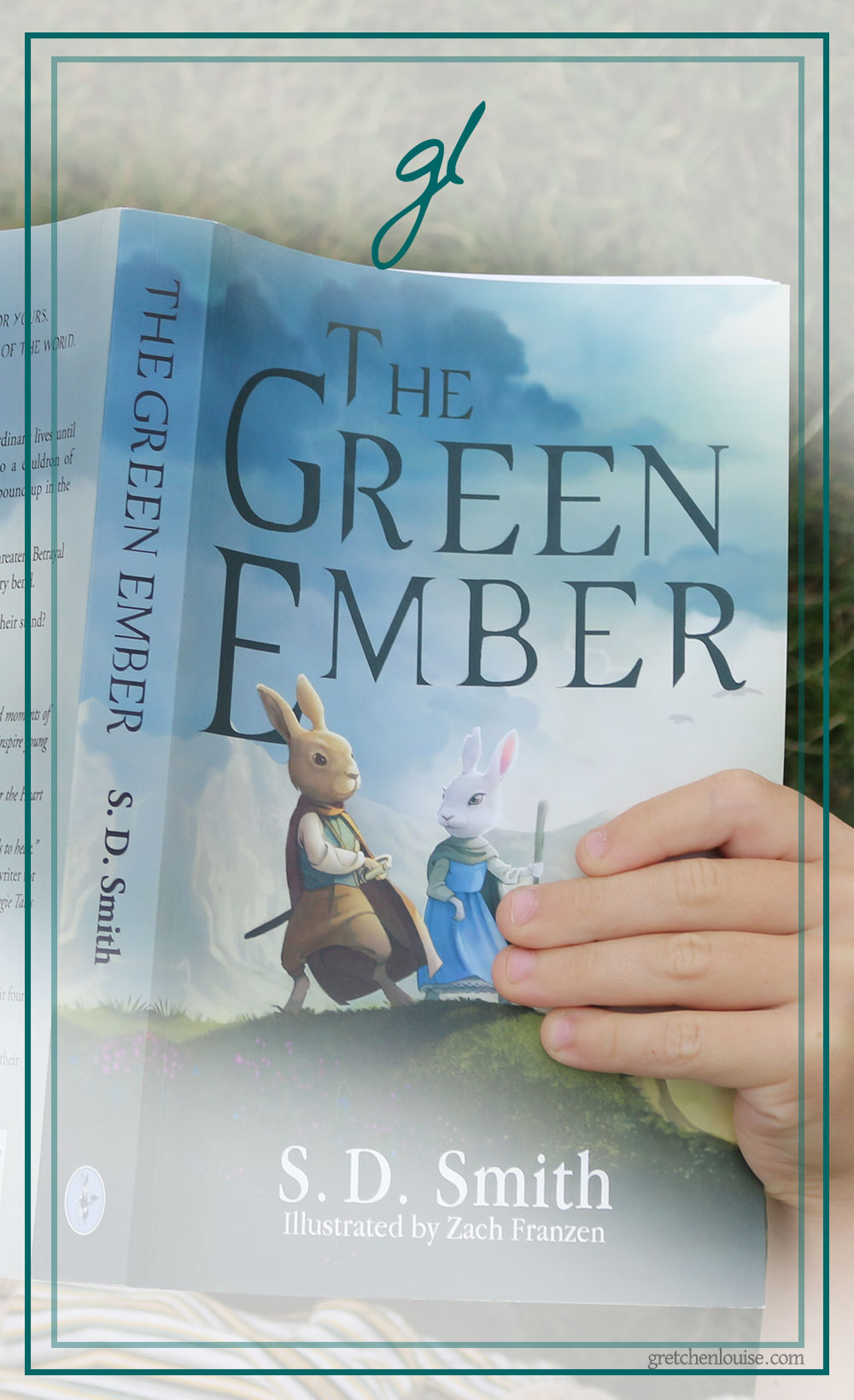I suppose stories about rabbits are as old as they are beloved. There is Pat the Bunny, The Velveteen Rabbit, Peter Rabbit, Peter Cottontail, Br'er Rabbit, and Uncle Wiggily to name just a few. But these classic children's stories about rabbits have a new companion that numbers among our family's very favorites: The Green Ember by S.D. Smith. And these rabbits have swords. via @GretLouise