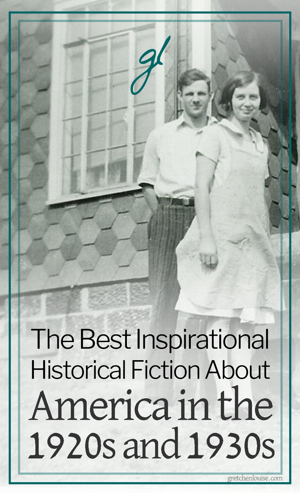 From the Jazz Age of the Roaring Twenties to the New Deal Era, it was a tumultuous yet definitive time in our country's history. Here I've collected some of my favorite inspirational fiction set in north America in the 1920s and 1930s. Stories of Americans who persevered through hardships and kept building, kept believing via @GretLouise