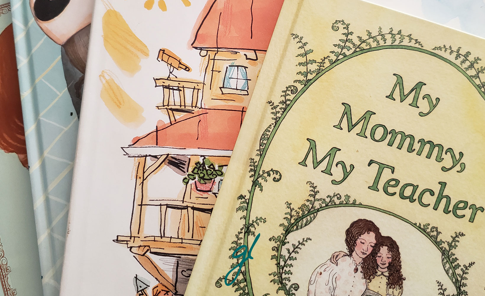 Picture Books About Homeschooling
