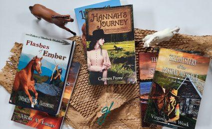 Christian Books for Girls Who Love God and Horses