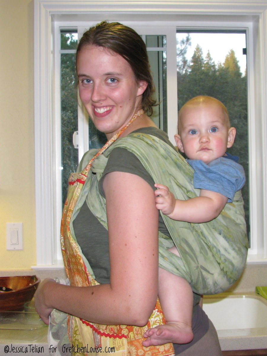 Answers To Frequently Asked Questions About Babywearing