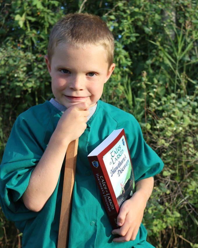 Hawthorn's Discovery #TheTalesOfLarkin #StoriesChangeHearts