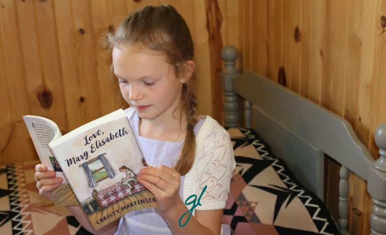 Love, Mary Elisabeth: a delightful read for all ages