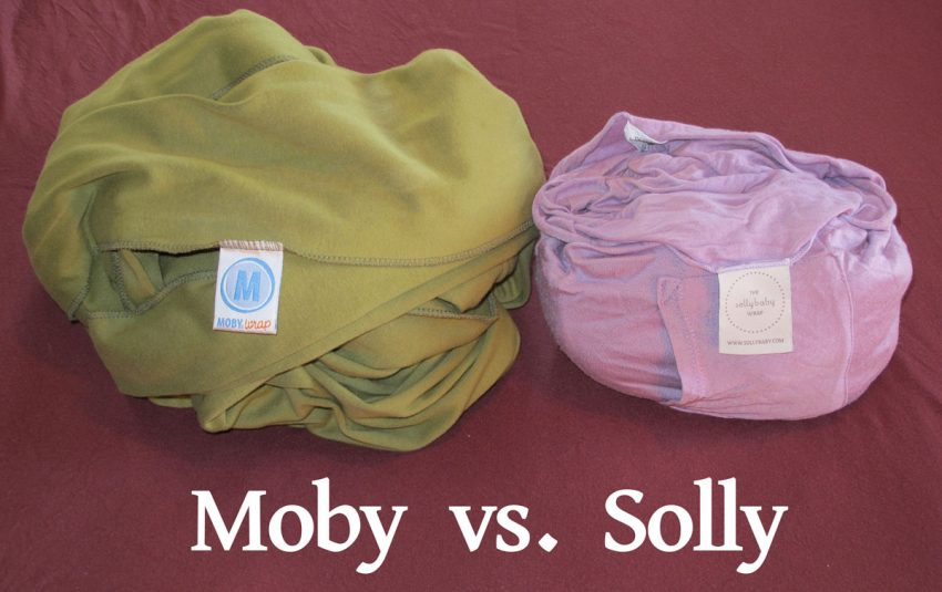 Moby Wrap vs. Solly Wrap