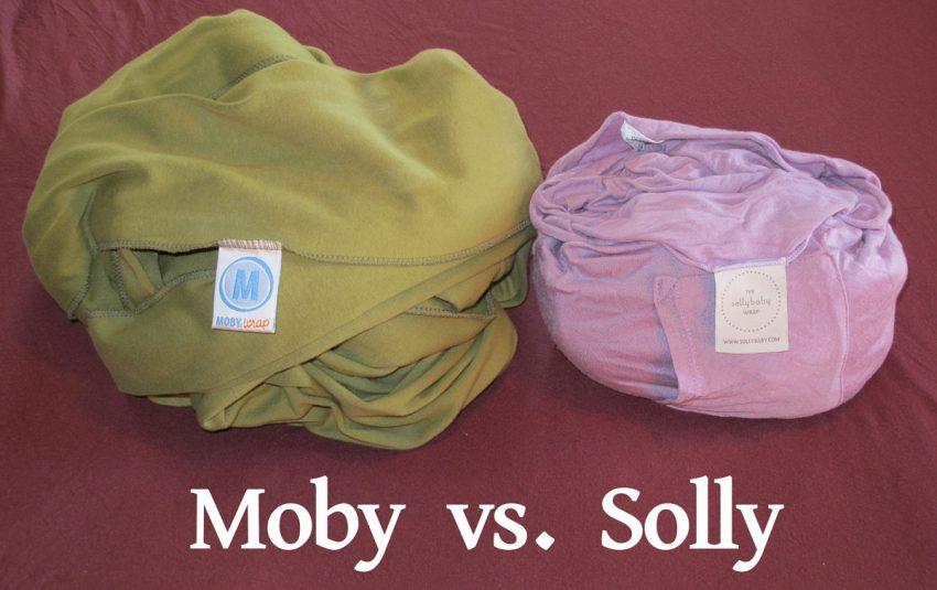 Moby Wrap vs. Solly Wrap
