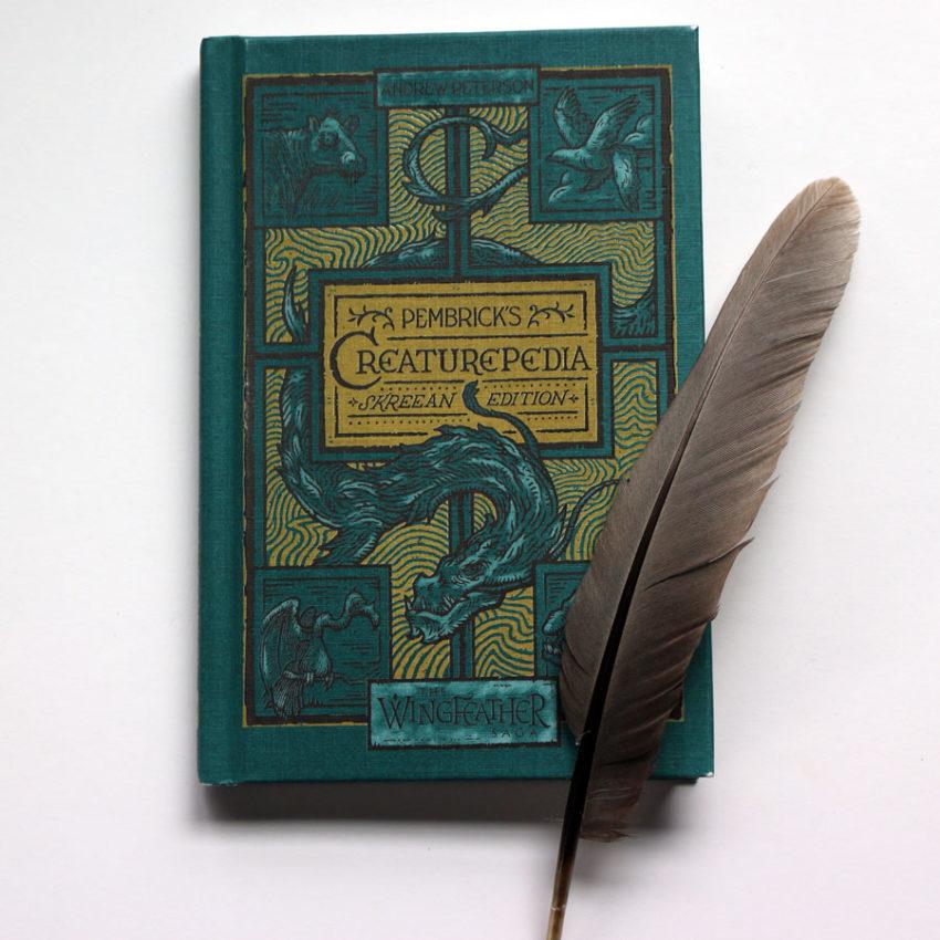 Pembrick's Creaturepedia: Skreean Edition