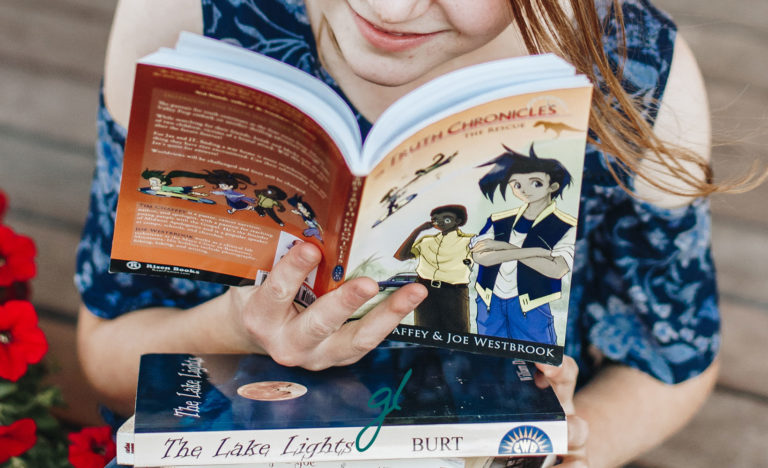 4 Science Fiction Adventure Series About Creation That Christian Kids Will Love