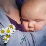 from stroller to sling (my babywearing journey)