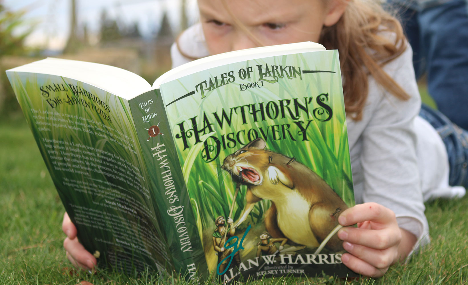 Little People and Tales of Larkin
