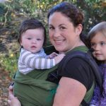 Tandem Babywearing: it can be done!