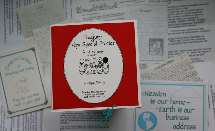 A Treasury of Very Special Stories
