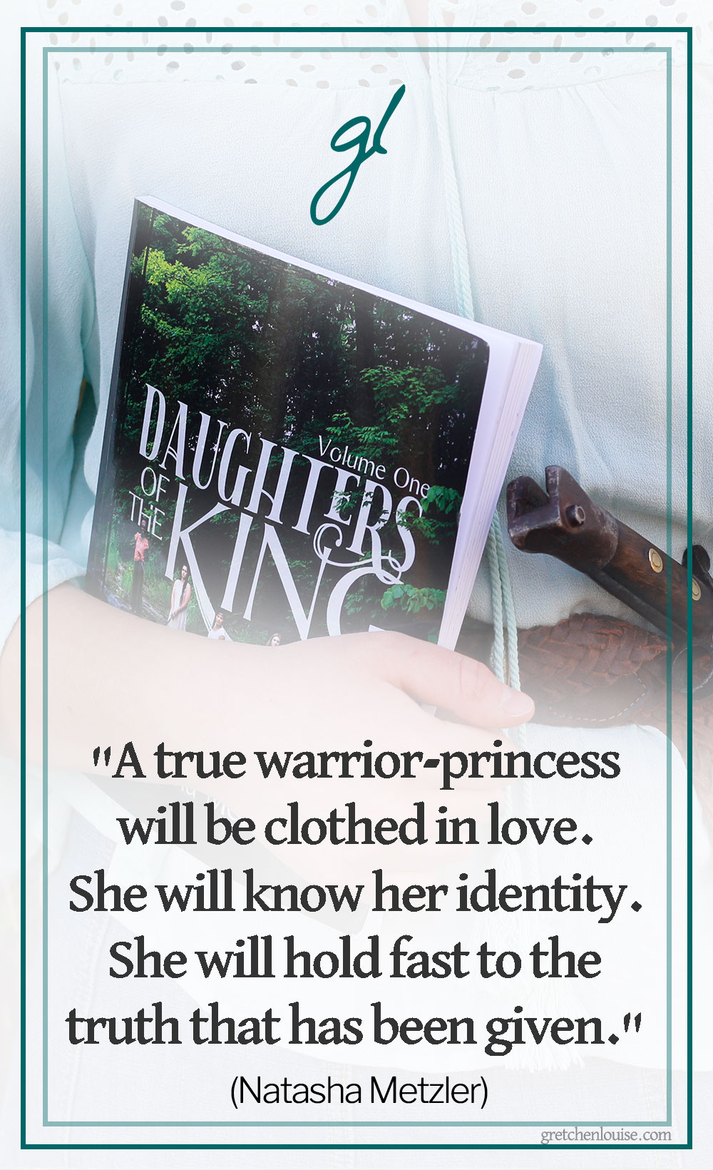 Daughters of the King via @GretLouise