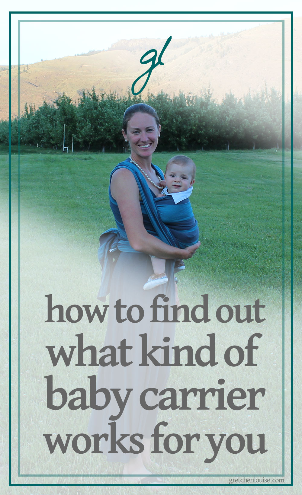 Don't want to invest in babywearing without some first-hand experience? Here are four ways to find out what kind of carrier is best for you and your baby. via @GretLouise