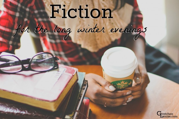 A collection of favorite fiction titles to read on the long winter evenings.