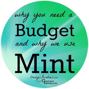 Why You Need a Budget (and why we use Mint)